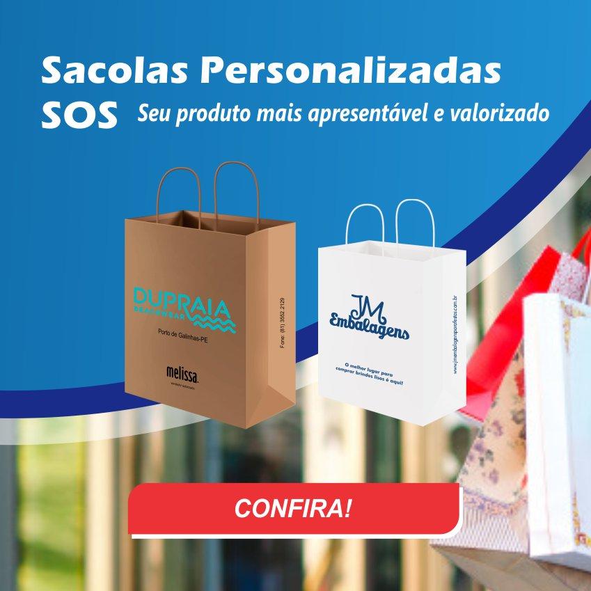 Sacolas SOS