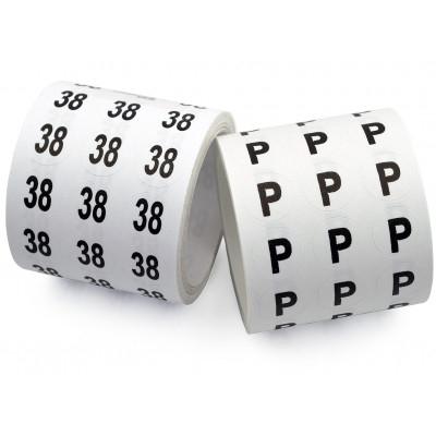 Números ou Tamanhos
