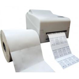Etiquetas em Nylon Emborrachado para Impressoras Térmicas